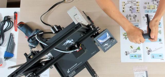 Taller Munta Impressora 3D (Juny)