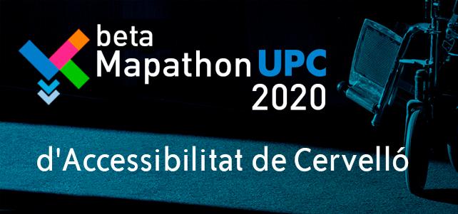La 1a Mapathon accessibilitat de Cervelló